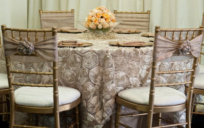 DMarie Elegant Events - Table Designs