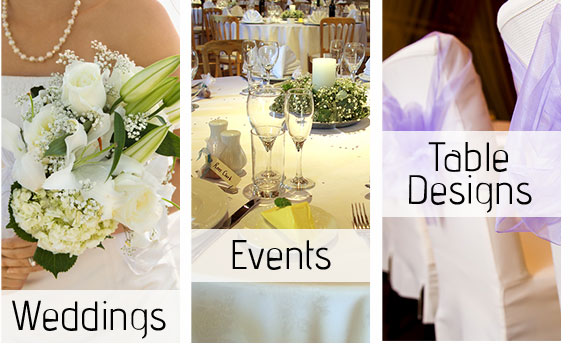 Dmarie elegant events home for Designer planners